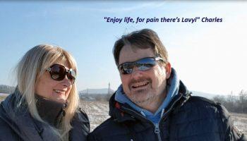Élvezd az életet a fájdalomra ott a Lavyl
